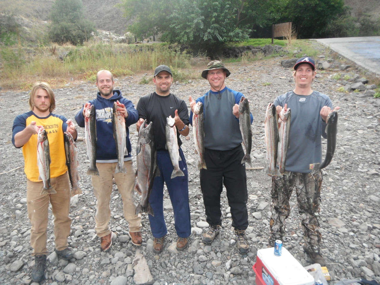 Snake River Catches