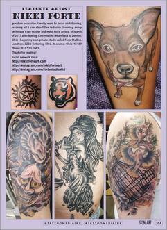 Skin Art 170