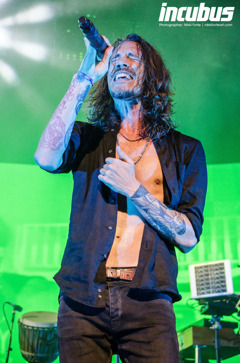 Incubus | Photos by Nikki Forte