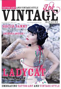 Vintage Ink Magazine