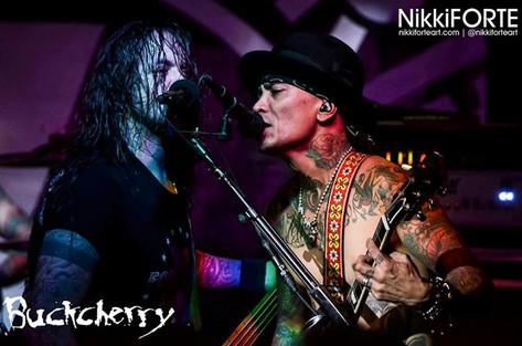 Buckcherry | Photos by Nikki Forte