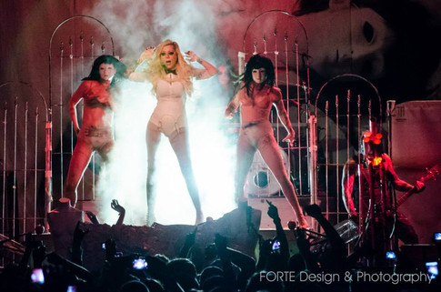 In This Moment   Photos by Nikki Forte