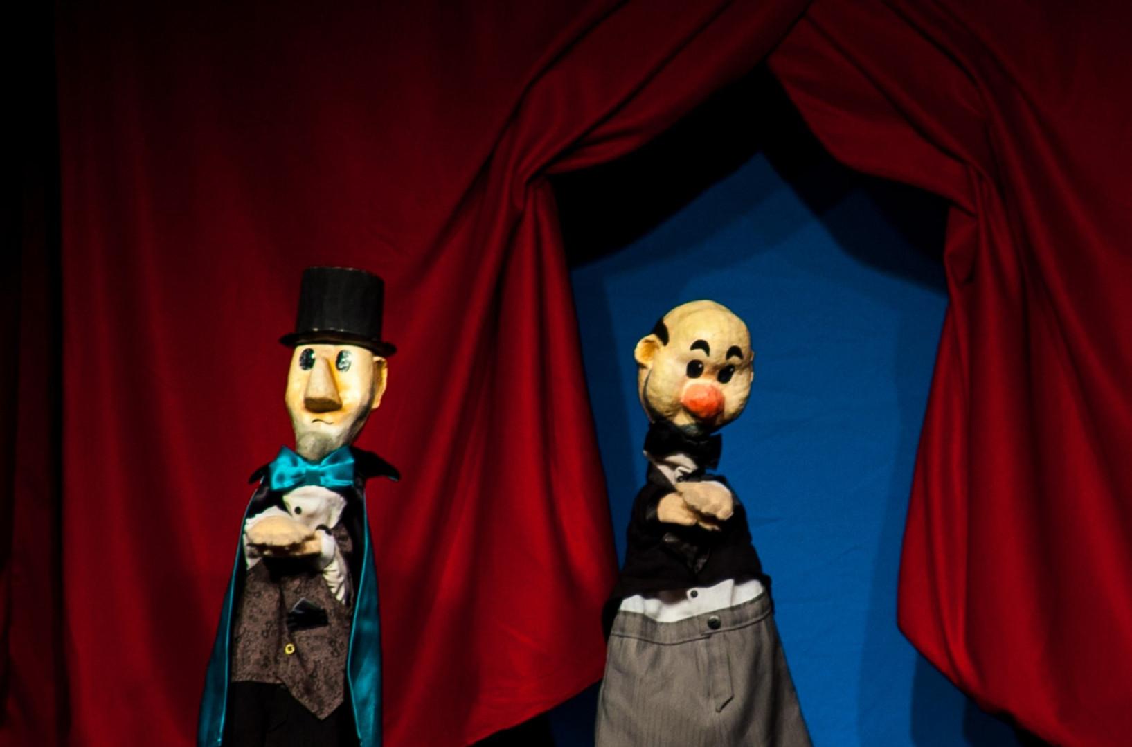 El Gran Circo-Teatro de Luvas - Foto Brenda...