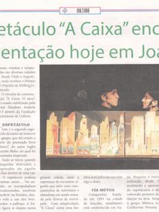 Raízes, Joaçaba/SC, 11/04/2014