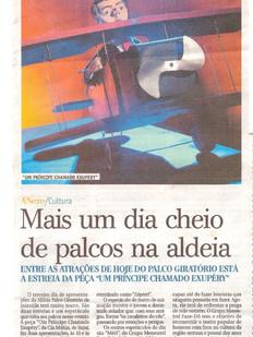 Jornal A Noticia, Joinville/SC, 21/09/2010
