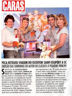 Revista Caras, Rio de Janeiro/RJ, 20/05/2011