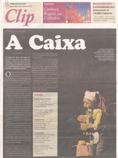 Correio Lageano, Lages/SC, 24/09/2014