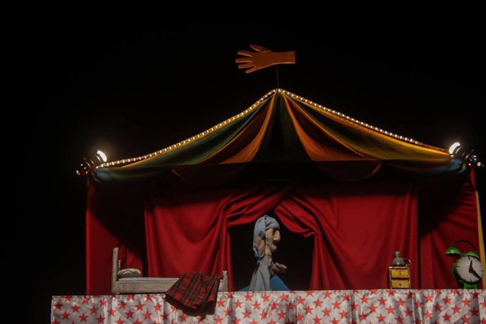 El Gran Circo-Teatro de Luvas - Foto Diego Miranda