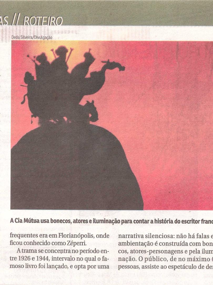 Correio Braziliense, Brasilia/DF, 05/04/2013