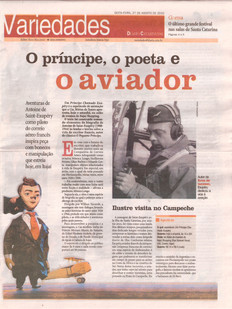 Diário Catarinense, Florianópolis/SC, 27/08/2010