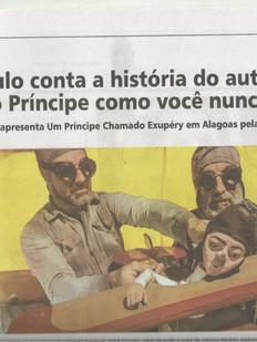 Jornal de Arapiraca, Arapiraca/AL, 19/07/2019