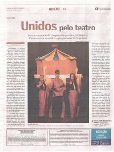 Jornal de Santa Catarina, Itajaí/SC,  03/06/2016