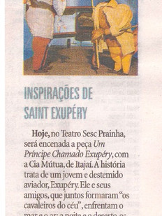 Diário Catarinense, Florianópolis/SC, 10/03/2011