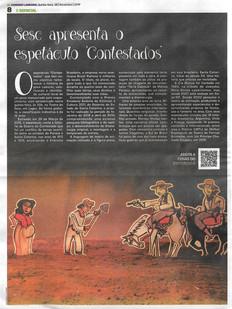Correio Lageano, Lages/SC, 28/11/2019