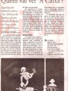 Monitor Campista, Campos dos Goytacazes/RJ, 17/06/2009