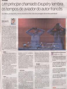 Jornal de Londrina, Londrina/PR, 18/08/2015