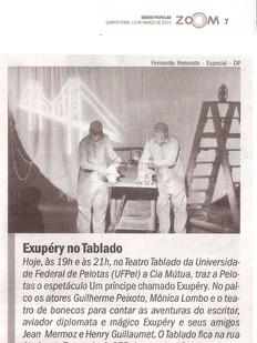 Diário Popular, Pelotas/RS, 13/03/2014
