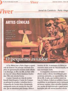 Jornal do Comércio, Porto Alegre/RS, 14/03/2014