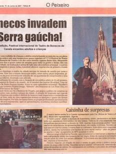 O Peixeiro, Rio Grande/RS, 19/06/2007