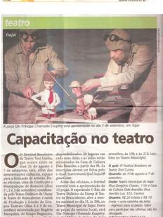 O Sol Diário, Itajaí/SC, 26/08/2013