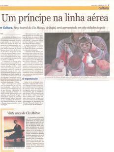 O Sol Diário, Itajaí/SC, 18/07/2013