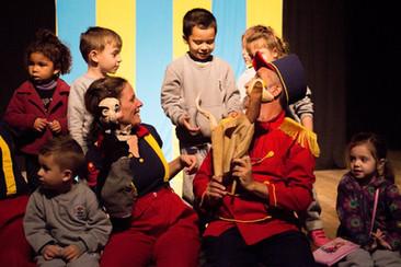 El Gran Circo-Teatro de Luvas - Foto Caio LIma