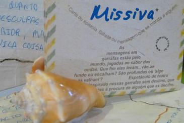 Missiva - Foto Sandra Coelho