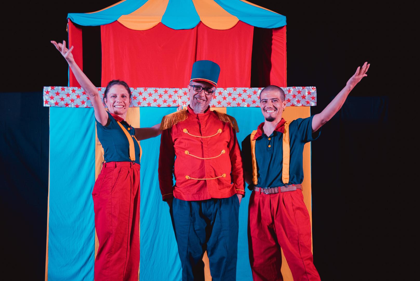 El Gran Circo-Teatro de Luvas - Foto Amanda Ludtke