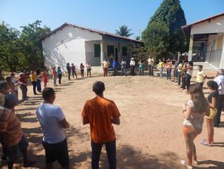 Associações comunitárias do Baixio das Palmeiras e escola realizam seminário