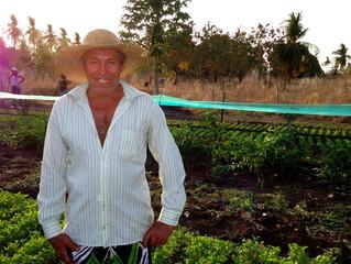 AGRICULTORES DO CARIRI COMPARTILHAM EXPERIÊNCIAS COM PRODUTORES DO CENTRO SUL