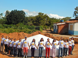 Equipe pedagógica em Santana