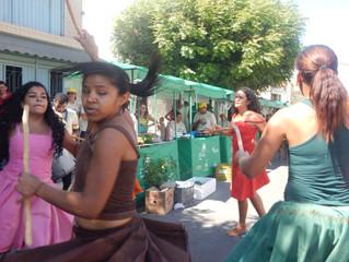 A rua é palco e festa: Feira Agroecológica de Milagres é lançada