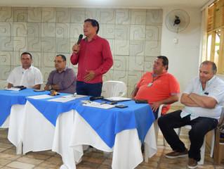 Comitê de Sub-Bacia realiza última reunião do ano.