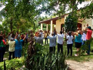 Avaliação participativa envolve agricultores/as e parceiros da ACB
