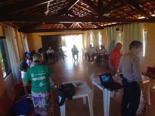 Fórum Araripense de Combate e Prevenção a Desertificação.