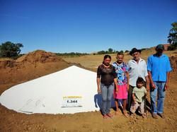 Família de Mauriti beneficiada