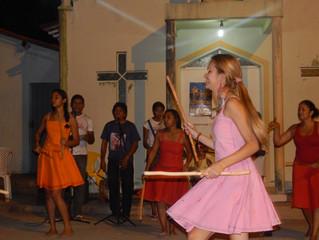 ACB realiza apresentações culturais nas comunidades rurais