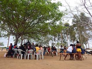Comunidades do Cariri Oeste iniciam projeto de cisternas