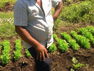 Aldemir Calixto, um exemplo de sucesso do projeto Jovens Familiares