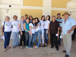LANÇAMENTO DO PROJETO JOVENS FAMILIARES PRODUZINDO NO CARIRI MOVIMENTA CENTRO CULTURAL DO ARARIPE