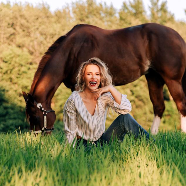 Horsemanship Look