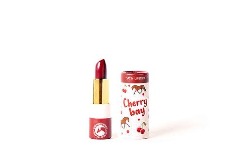 Cherry Bay // Satin Lipstick