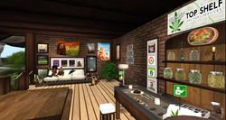 CannaBiz Café beach-side Inworld Venue
