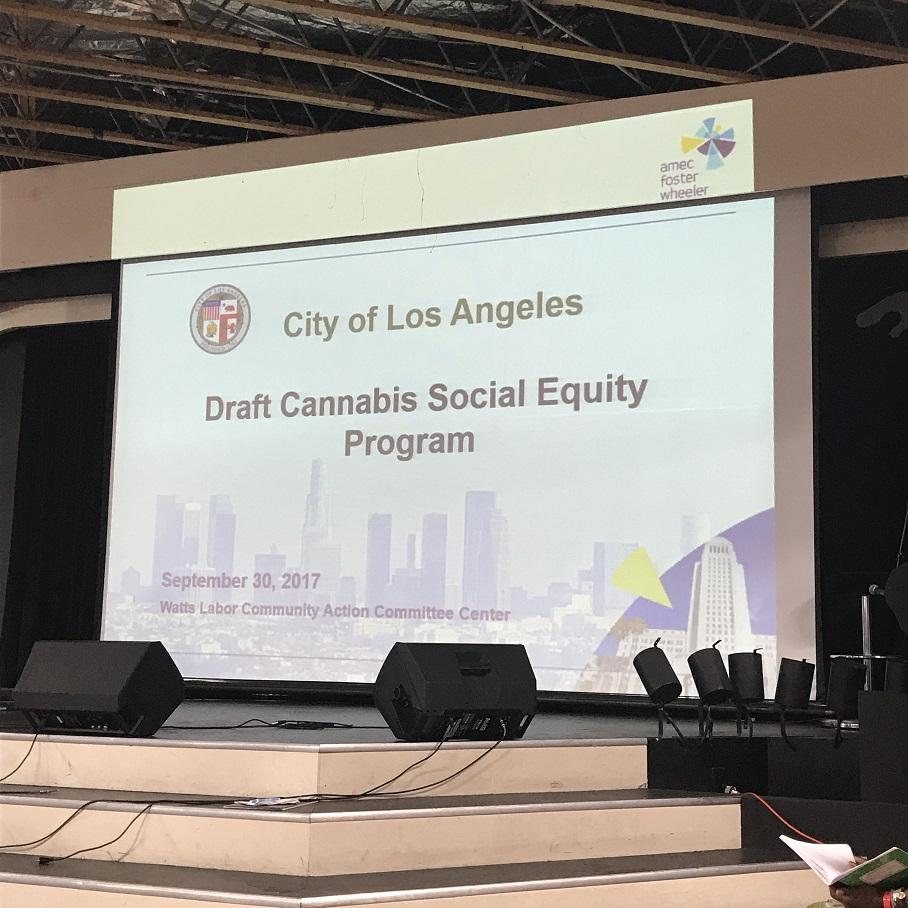 Public Forum Event @ WLCAC - Watts, CA
