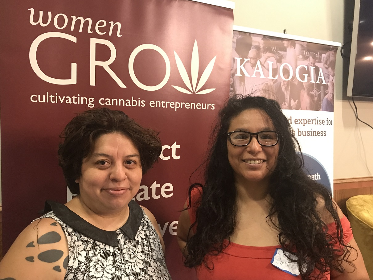 August 2017 Women Grow L.A. event