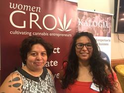August 2017 Women Grow L.A. event