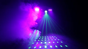 UV lights for Hire in Essex - Moji Entetainer