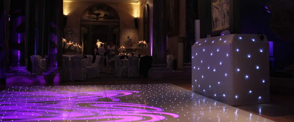 Wedding dance floor hire Essex - MMENT