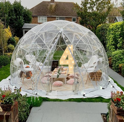 Luxury Igloo Pods Essex