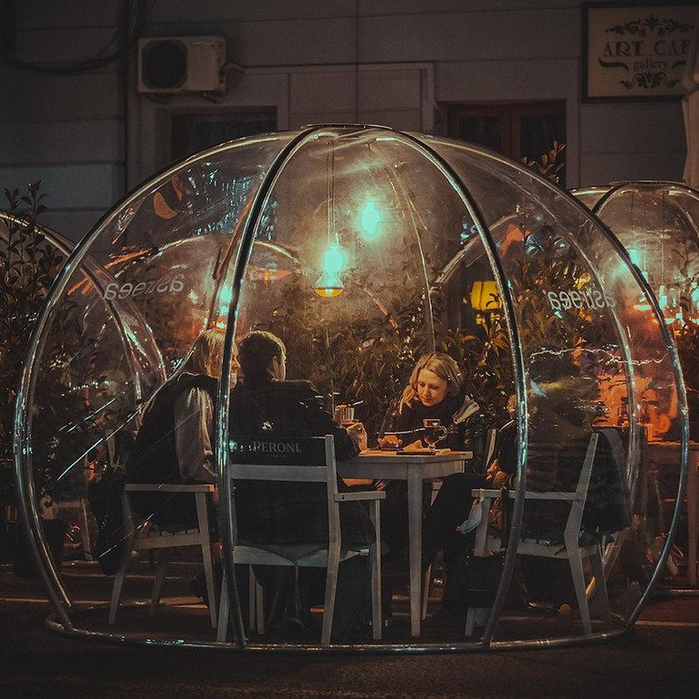 Dome Pod Hire Essex
